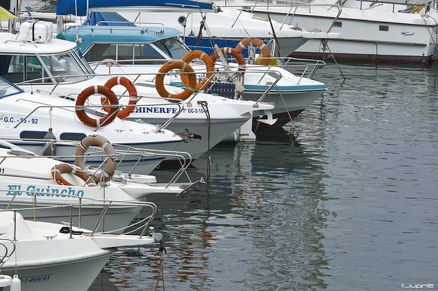 Muelle deportivo, Las Palmas
