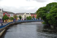 Sligo am Garavogue River