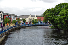 Sligo am Garavogue River