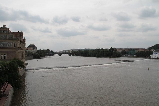 La Vltava - Prague