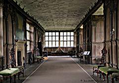Haddon Hall....  The Great Hall