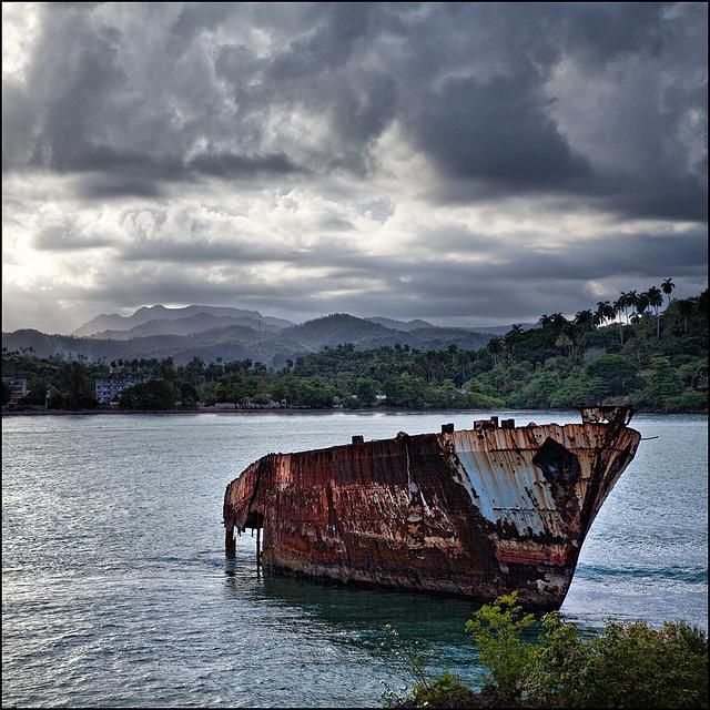 Baracoa_the begin of Cuba