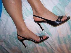 ann taylor heels