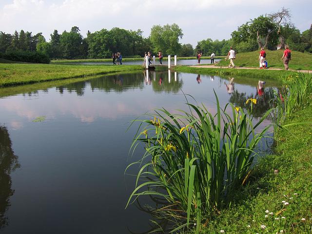 Country Park on the River Elbe: Wörlitz