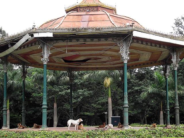 Cubbon bandstand