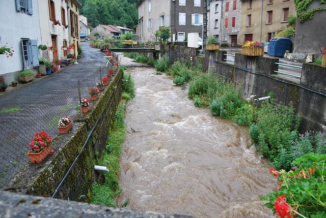 Mérial la rivière en colère