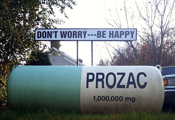 Prozac - Rhinebeck New York