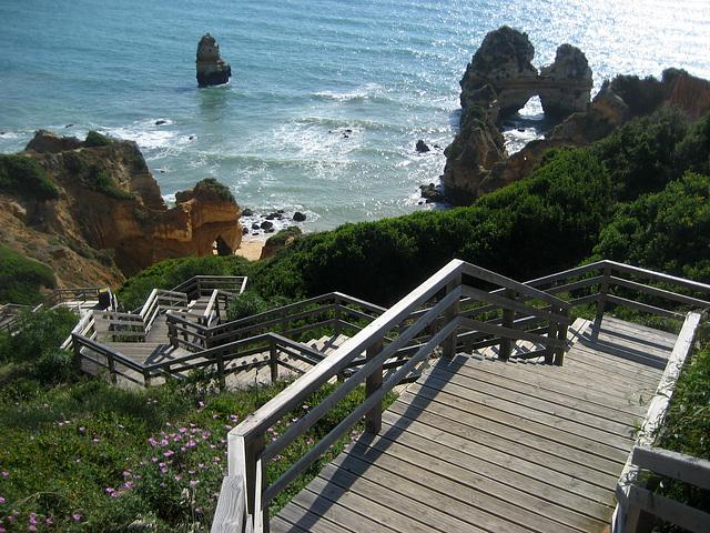 Algarve, Lagos, Praia Camilo