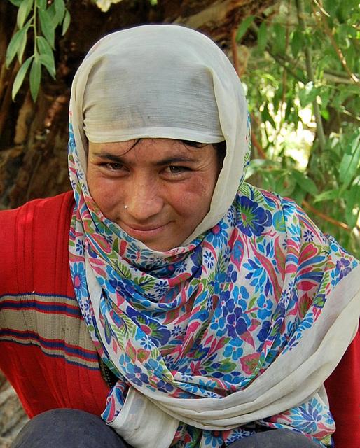 Rural village field worker