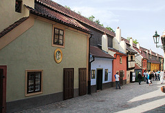 La ruelle d'or - Zlatá ulička
