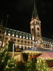 Rathaus, Hansestadt Hamburg / Bild 1312