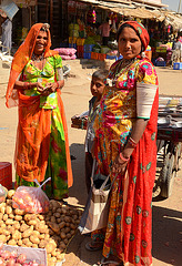 Tribal women , India