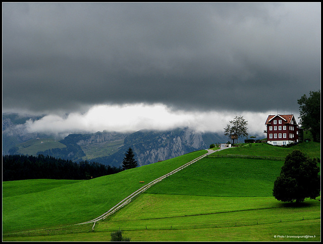 Appenzell (Suisse)