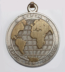 Insigno de International Police Association (IPA)