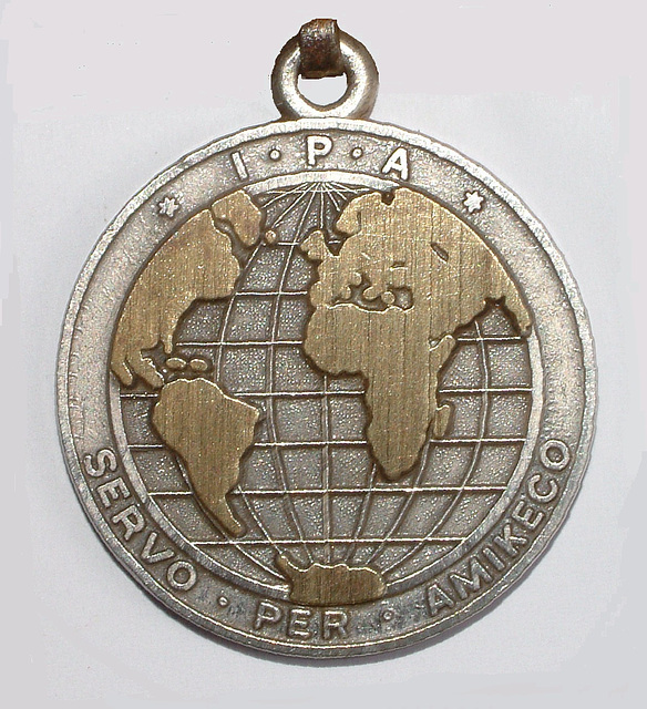 Insigno de International Police Association (IPA)