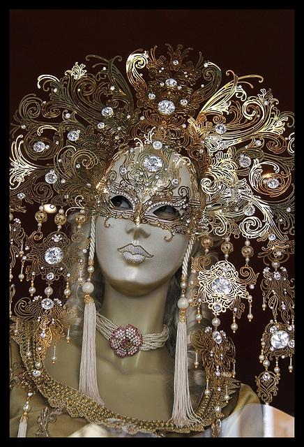 Masque de Venise 1