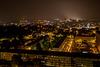 BELFORT: Vue de la ville de nuit 02.