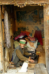 Village tailor
