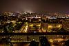 BELFORT: Vue de la ville de nuit 03.