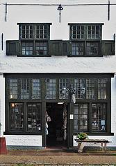 Doppelgiebelhaus von 1624