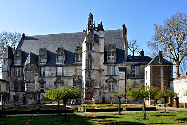 Palais épiscopal demeure