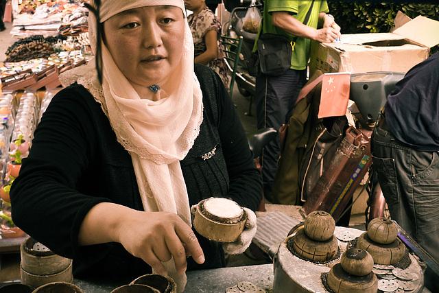 Rice cake maker (study 1)