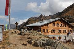 Martellhütte - 2610 m
