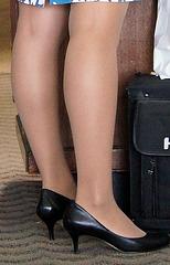 cole haan heels (F)