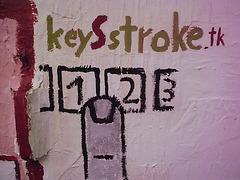 keySstroke @ Berlin  Mariannenplatz