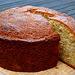 Orange and poppy seedcake