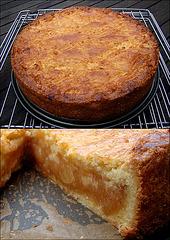 Breton Apple Pie