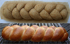 WGB Challenge #22: Whole Wheat Challah