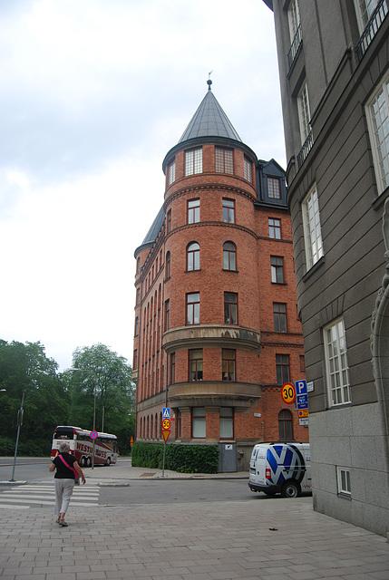 MYJO en Suède / In Sweden - ier juillet 2011 - Photo originale