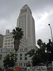 Great L.A. Walk (0907) L.A. City Hall