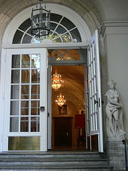 München: Künstlerhaus am Lenbachplatz