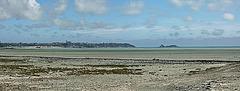 Panorama Cancale vu de Terrelabouët