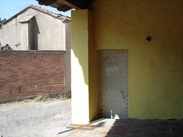 Puerta CTM door / Porte CTM - 22 mars 2011