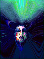 Oráculo en Verde y Azul