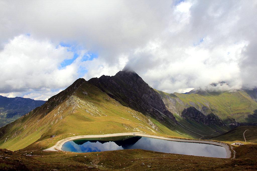Spieglein, Spieglein an der Wand, wer ist der schönste Berg im ganzen Land....