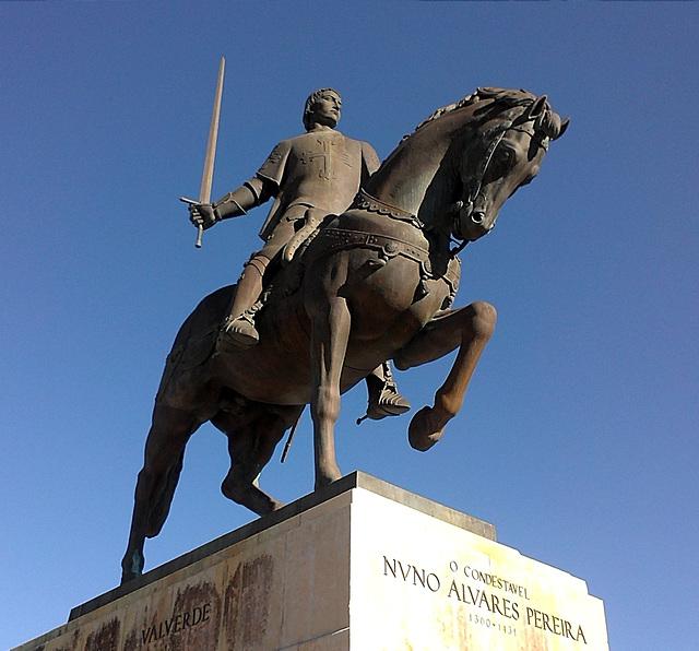 D. NUNO ALVARES PEREIRA, The Heroic Conquereur of the Aljubarrota Battle