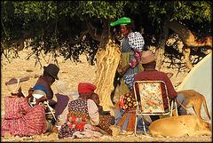 Héréros - Namibie