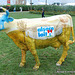 Les vaches  des terres a l'envers.....