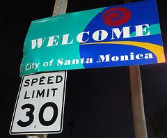 Great L.A. Walk (0540) Santa Monica!
