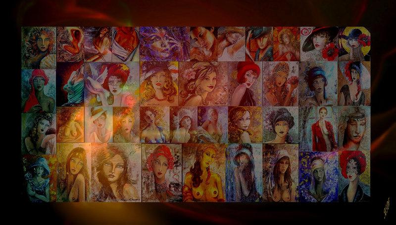 Eclaire ton visage de  lumière Cache toutes les traces de tristesse 1er novembre 2011