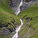 Wasserfall im Weitental