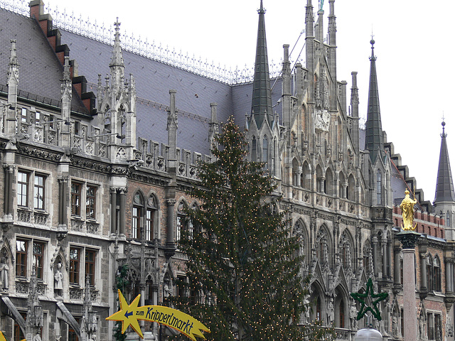 München - Vorweihnachtszeit
