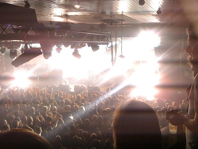 KASABIAN - live @ Hamburg, Große Freiheit 36 am 16.11.2011 / IMG 0789