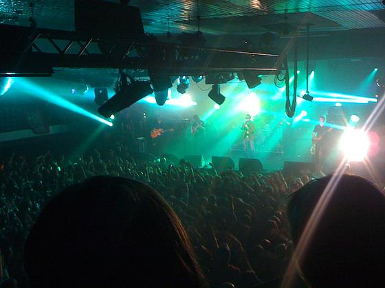 KASABIAN - live @ Hamburg, Große Freiheit 36 am 16.11.2011 / IMG 0791