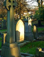 Wallsend graveyard