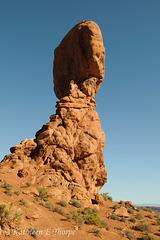 Arches NP - Balanced Rock - SOOC